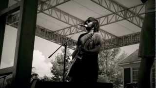 Brother Dege @ Festival International 2012, Lafayette, Louisiana
