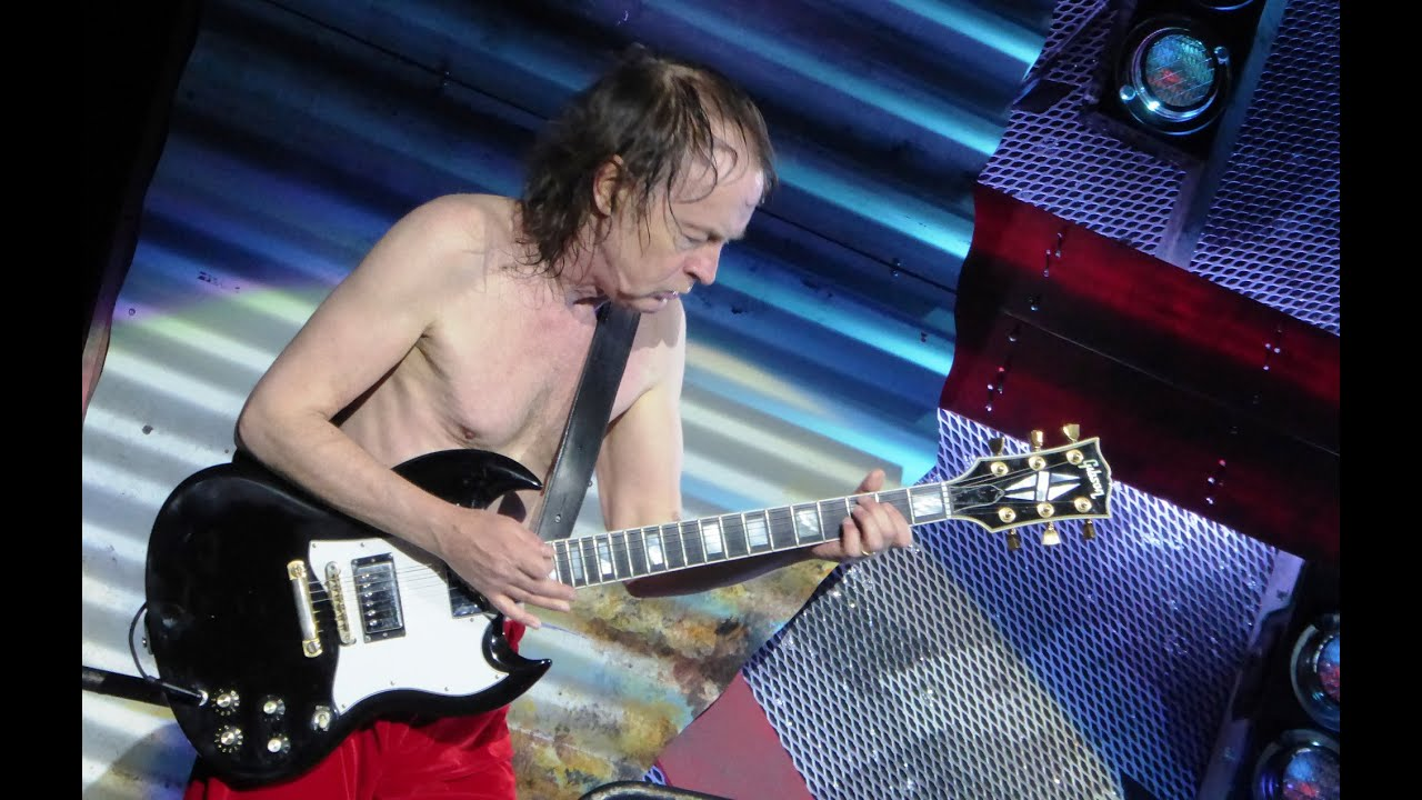Acdc Highway To Hell Berlin 25062015 Rock Or Bust