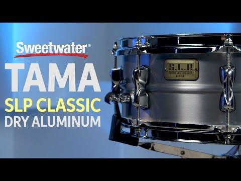 TAMA SLP Classic Dry Aluminum Snare Drum Review