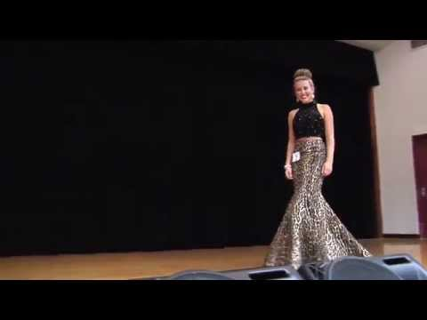 03 Miss Tallahassee USA Evening Gowns