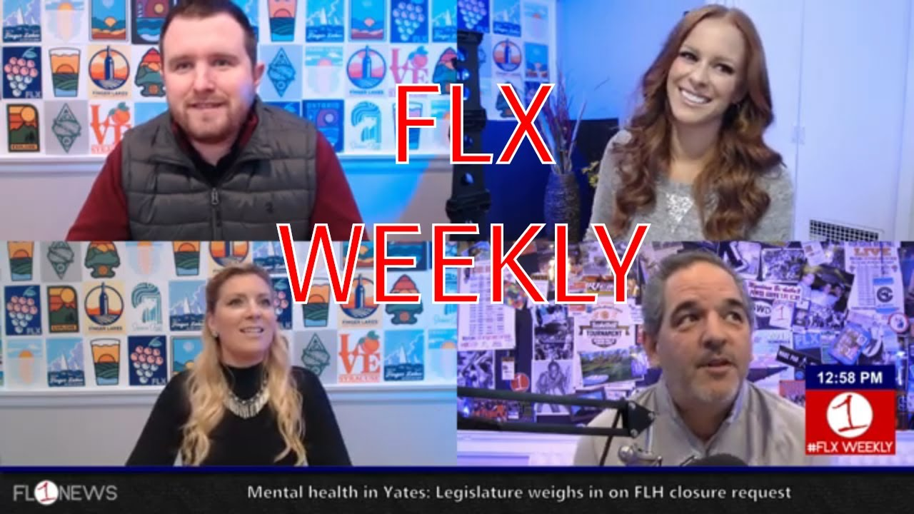 Mall villages & your February weekend ahead .::. FLX Weekly with Jessica Lahr 2/6/19