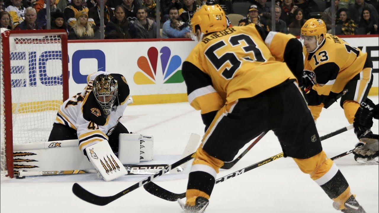 NHL Highlights | Bruins vs Penguins – Jan. 19, 2020