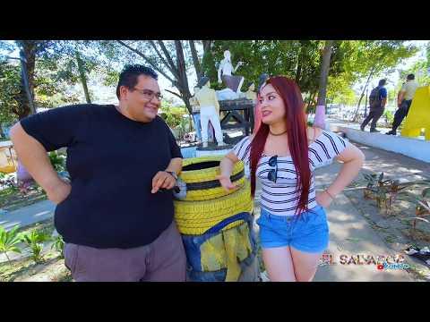 Dígale a su NOVIA que anda conmigo 😍| El Salvador BONITO.