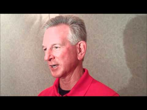 Texas Tech Tailgate Tour  Tommy Tuberville