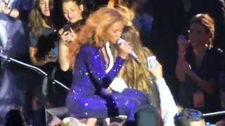 Video Beyonce  - The Mrs Carter Show - LIVE PARIS 2013 download MP3, 3GP, MP4, WEBM, AVI, FLV Mei 2018
