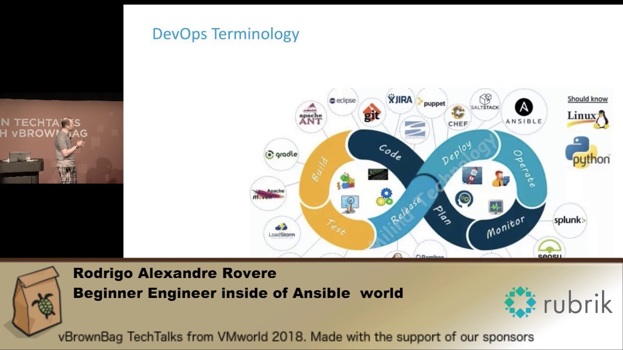 VMworld 2018 - Day 1 - Segunda-Feira » Cisco Redes