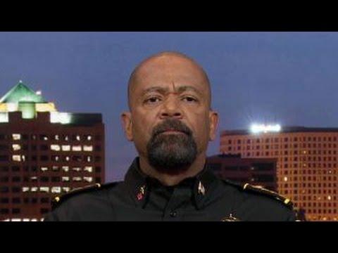 Sheriff Clarke: 'If Lucifer had a son, it would be Louis Farrakhan'