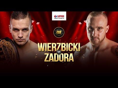 Wierzbicki VS Zadora 2   FEN 30: LOTOS Fight Night   TRAILER