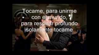 Tocame - Leonel Garcia (LETRA)
