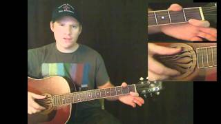 What Child is This - Greensleeves - Guitar Lesson Part 1
