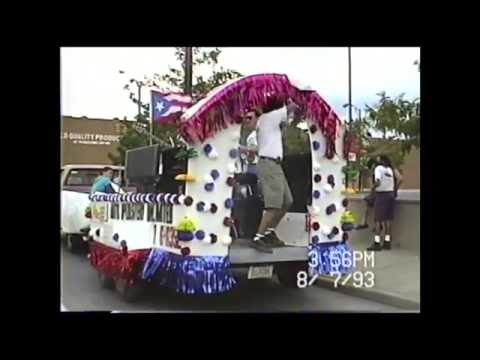 Youngstown,Ohio Puertorican Fiesta 1993