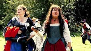 fighting, thieving killing south wales pirate festival 19th aug 2017