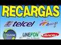 Recargas gratis Telcel, Movistar, unefon etc.  abril - mayo 2015 | TecnoAndroidMx