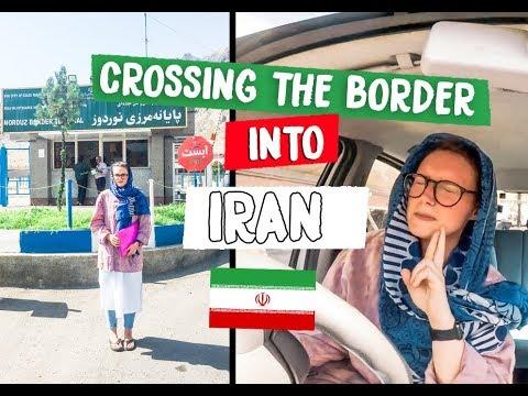 HOW DANGEROUS IS IRAN??  🇮🇷 MONGOL RALLY 2018