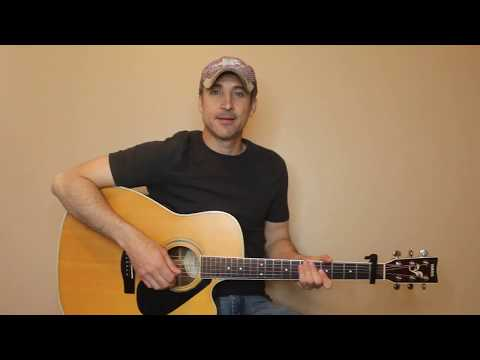 This Is It - Scotty McCreery - Guitar Lesson | Tutorial