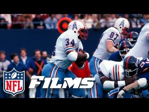 #8 Earl Campbell | Top 10 Heisman Winners in NFL History | NFL Films