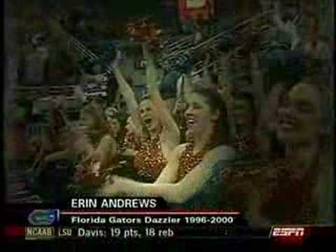 Erin Andrews is a Dazzler