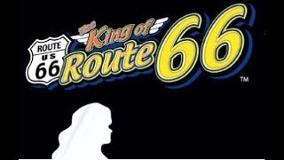 The King of Route 66 - this game exist and was published worldwide.