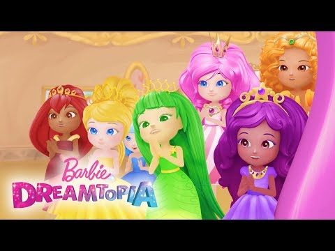 Meet the Junior Rainbow Princesses   Barbie Dreamtopia   Barbie