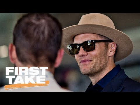 Tom Brady And Drew Brees Criticized For Not Reporting Concussions | First Take | May 25, 2017