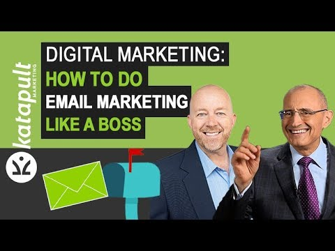 How To Do Email Marketing Like A Boss [WEBCAST]