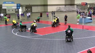 38th NVWG: Power Soccer Game 3