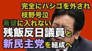 民進党枝野氏ら新党結成へ 党名「民主党」を検討www(japannews.com) 【...