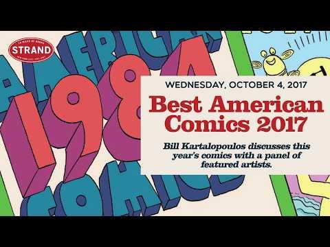 Best American Comics 2017