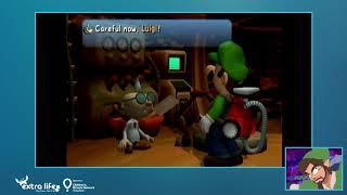 [Streaming] Luigi's Mansion [Part 1]