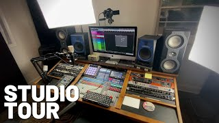Home Studio Tour 2020