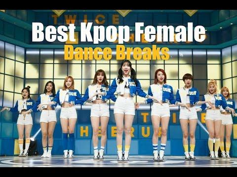 Kpop Female Dance Breaks
