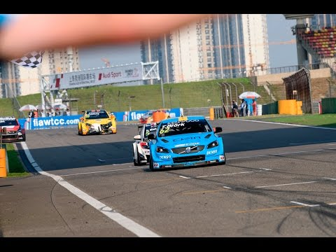 Polestar Cyan Racing – WTCC Race 10 – Shanghai International Raceway