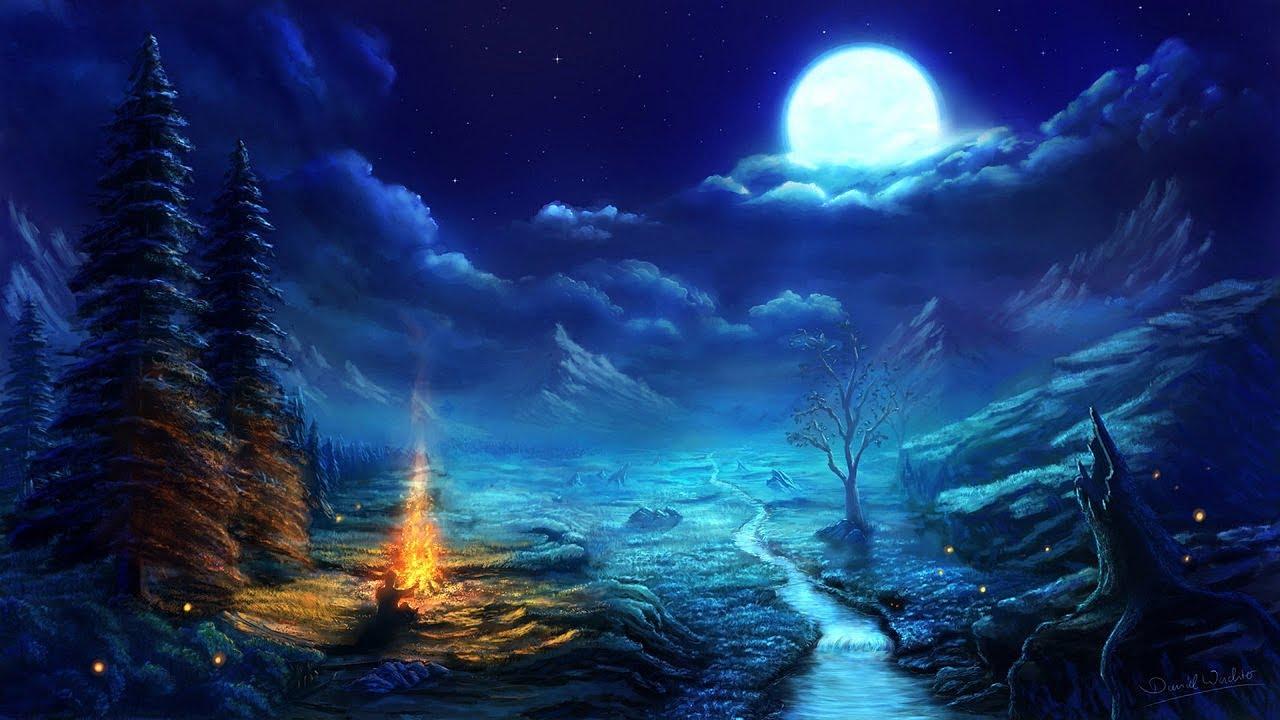Картинки ночка волшебная, надписями плохой
