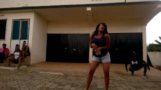 Nigerians murder South African dance step Gwara Gwara (aii zenze) *Subscribe* thumbnail