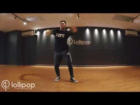 【LOLLIPOP DANCE STUDIO】Lorde-Homemade Dynamite [ Jazz Funk ] Choreography by Peter