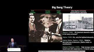 Exploring Space Lecture: Big Bang for the Buck - Cosmology from WMAP
