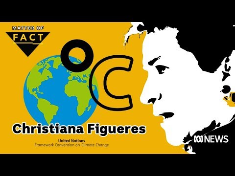 Former UN climate chief Christiana Figueres says Australia needs to ditch coal | Matter of Fact