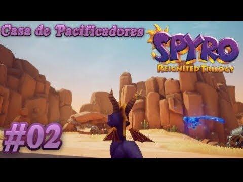 Guia De Spyro Reignited Trilogy Spyro 1 Edición Retro