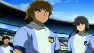 Captain Tsubasa Road to 2002 - Episode 25 (Argentina vs Japan)