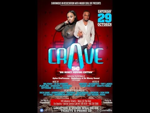CRAVE 5.0 (FIYAHFACETV)