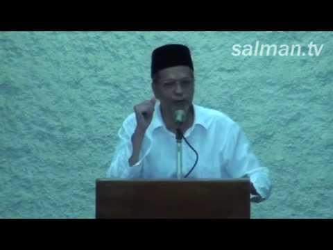 Khutbah Jumat Drs. H. Hamid Balfas: Persatuan Bahasa dalam Umat Islam