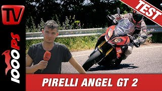 Pirelli Angel GT 2  - Reifentest/Erfahrungen aus Sizilien 2019!