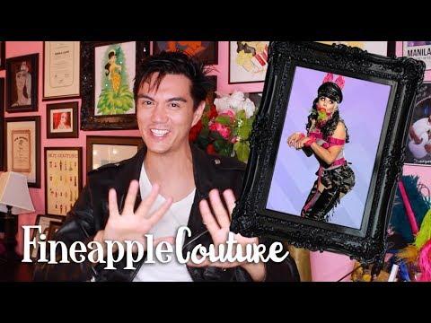 Manila Luzon's Fineapple Couture (episode 3)