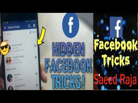 11 AWESOME new facebook tricks 2017