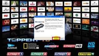 Установка торрент тв плеера с плей листом torrent-tv.ru