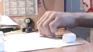Как сделать машину из бумаги. Если вы посмотрели это видео ставим лайк(, 2014-01-25T08:29:44.000Z)