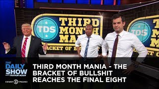 Third Month Mania - The President Weighs in on The Bracket of Bullshit   The Daily Show thumbnail