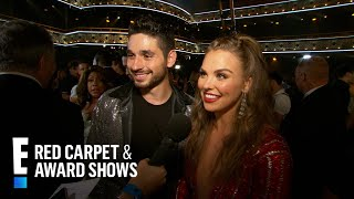 "Hannah Brown's ""DWTS"" Pro Admits She's a Little Insecure 