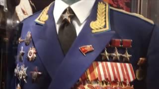 видео Центральный музей Вооруженных Сил