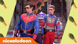 Henry Danger Before and After